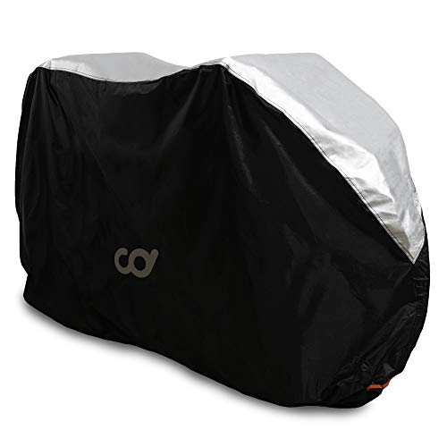 Bike Cover for Outdoor Bicycle Storage - 2 -3 Bike...