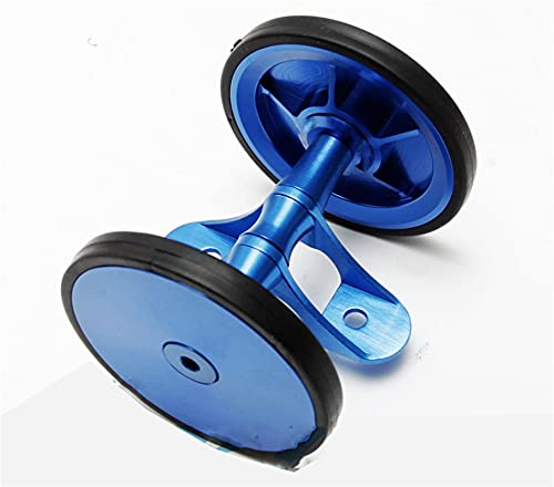 ZGYCYDLX para Mudguard Wheel 60mm Mud Guard Double Fasywwheel Rueda Cerrada Guardabarros de Bicicleta (Color : Model5)