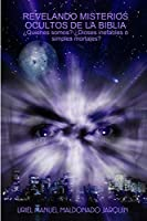 Serie 1 Revelando Misterios. Misterios Ocultos de la Biblia