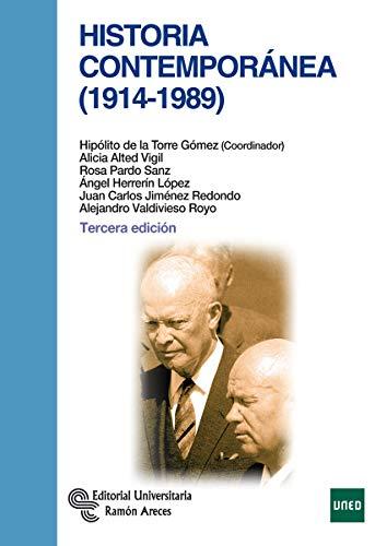 Historia Contemporánea (1914-1989) (Manuales)