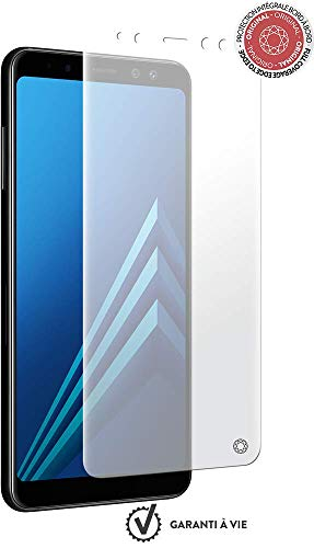 Force Glass Protège-écran en Verre trempé 2,5D pour Samsung Galaxy J6 2018