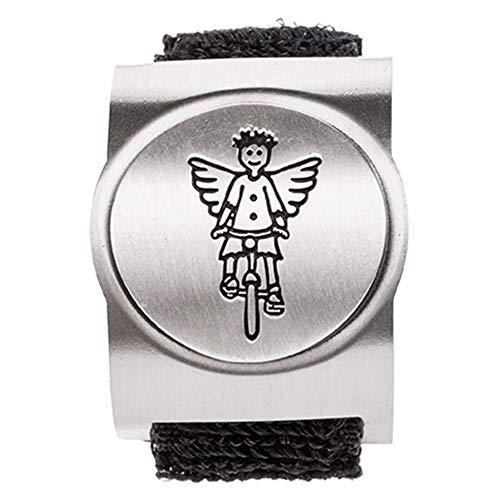 Fritz Cox® - Mein Schutzengel auf Zwei Rädern für jedes Fahrrad geeignet; in Geschenk-Verpackung; Geeignet für Kinder, Frauen & Männer (Mon Ange gardien sur Deux roues Vélo)