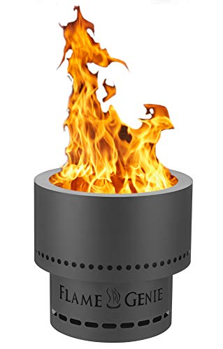 Flame Genie Pellet Fire Pit Review Every Man S Cave