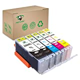 Supricolor PGI-250XL CLI-251XL Ink Cartridges, Compatible for MX922 IP7220 IP8720 IX6820 MG5420 MG5422 MG5520 MG5522 MG5620 MG6320 MG6420 MG6620 MG7120 MG7520 Printer