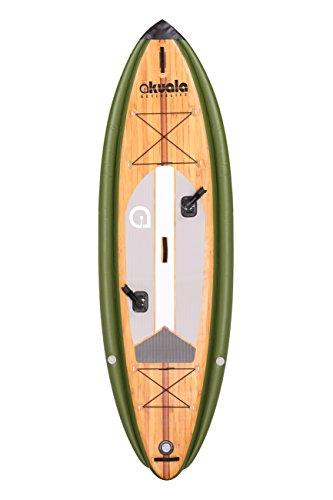 AKUALA(アクアラ)インフレータブル スタンドアップパドルボード (10'10