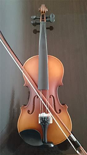 Student akoestische viool volledige 1/8 esdoorn sparren met Case Bow Rosin klassieke 1/8