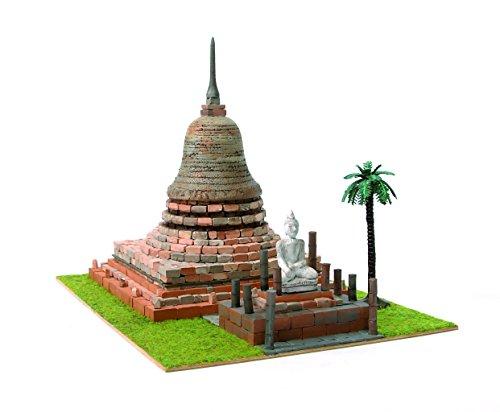 Domus Kits - 83/40552 - Loisir Créatif - Maquette - Pagode Bouddhiste