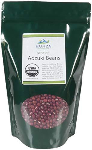 Hunza Organic Adzuki Beans (2 lbs)