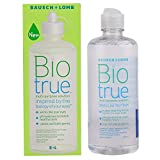 Bausch & Lomb Bio True Solution 300ml for Contact Lens By Visions India