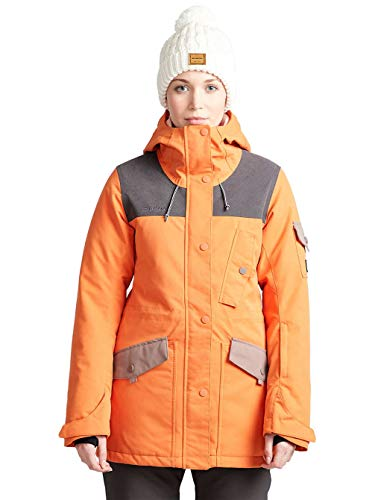 BILLABONG™ - Chaqueta para Nieve - Mujer - S - Naranja