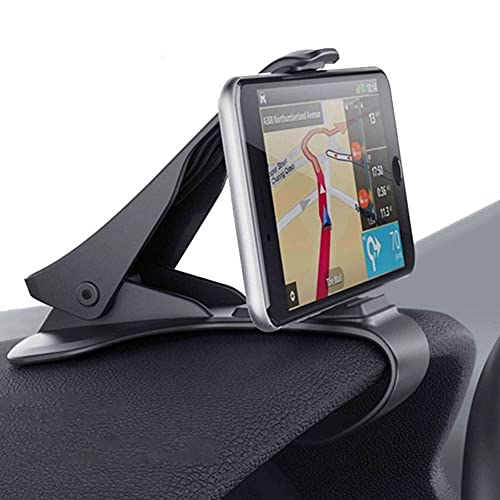 Manords Car Phone Holder Mount, Dashboard Phone Holder Car Compatible for iPhone 12 11 Pro Max XS X 8 7 Plus Samsung LG and More