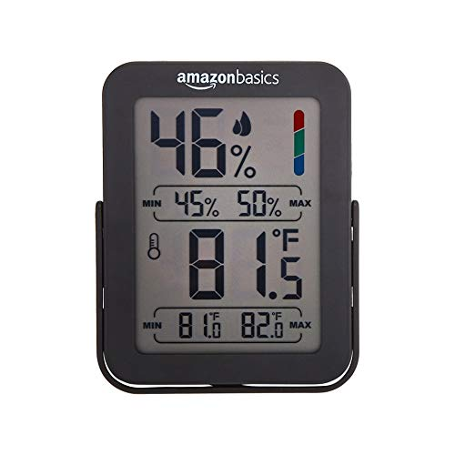 AmazonBasics - Termohigrómetro digital