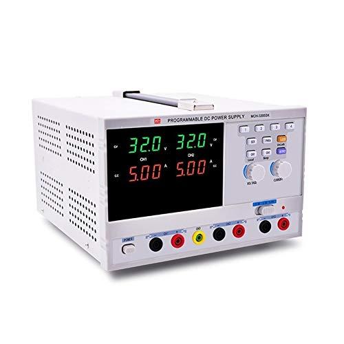 Instrument de mesure de précision Alimentation programmable double canal Alimentation régulée CC régulée par programme 3205SK