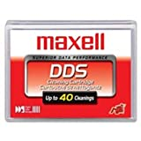 Maxell 4mm DDS Cleaning Data Tap...