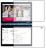 PDA工房 Yoga Book C930 Perfect Shield 保護 フィルム [IPS液晶/E-inkディスプレイ用] 反射低減 防指紋 日本製