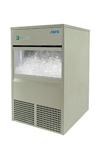 Saro EB 40 Eiswürfelbereiter/Vorratsbehälter 10 kg/edelstahl