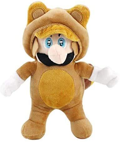 JIAL Teds 21 cm Neue Super Bros Nette Spielzeug Teddy Katze Spielzeug Gefüllte Puppen Weiche Puppen Tolles Geschenk für Kinder Chongxiang (Color : Default)