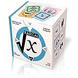 Radical-X / Jeu de société Logique Mathématique / Niveau Primaire, Collège, Lycée et + (Cadeau Intelligent, ressource pédagogique, Maintien Performance)
