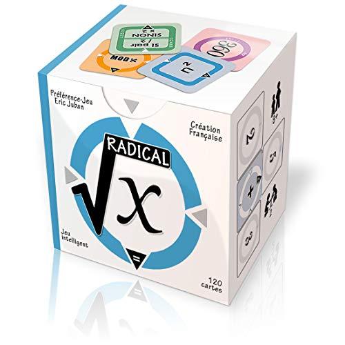 La boîte de jeu Radical