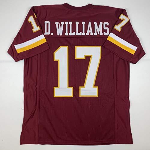 Unsigned Doug Williams Washington Burgundy Custom Stitched Football Jersey Size XL New No Brands/Logos