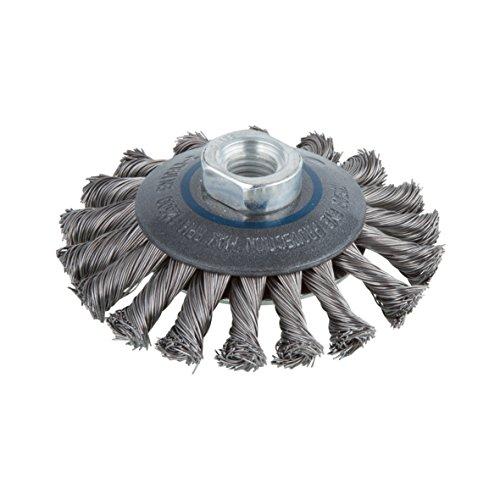 0,5 mm Bosch 1608614011 Brosse m/étallique 8500 tpm 100 mm