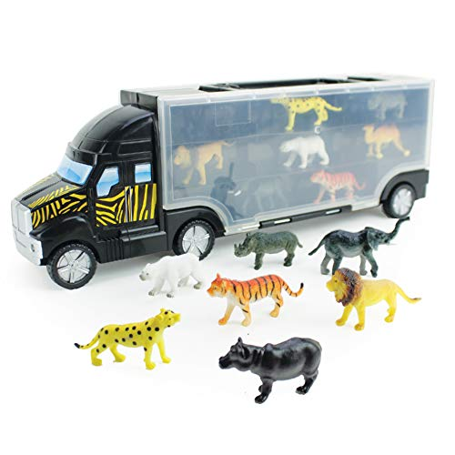 Boley 8 Piece 14' Safari Transport Truck...