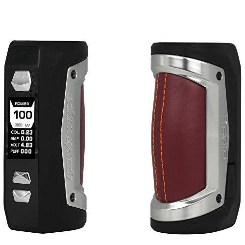 GeekVape Aegis Max MOD 100 W, e-Zigarette - Akkuträger, grey pearl