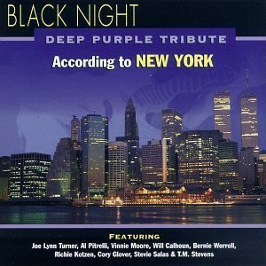 Black Night: Deep Purple Tribute According to New York by Various Artists (1997-02-18)