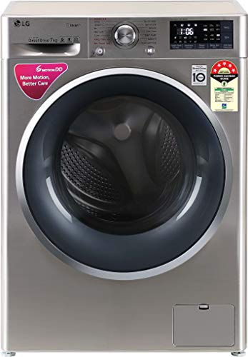 LG 7 Kg 5 Star Inverter Wi-Fi Fully-Automatic Front Loading Washing Machine