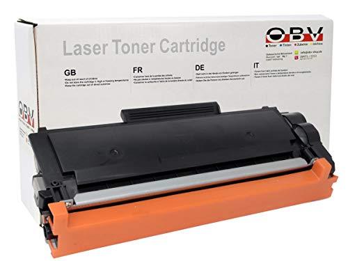 OBV kompatibler Toner als Ersatz für Brother TN-2320 / TN-2310 für MFC-L2700DW L2700DN L2740DW L2720DW L2365DW L2360DN DCP-L2540DN L2520DW schwarz 2600 Seiten