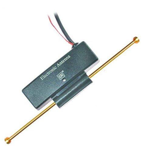 Automaze ER EA-50 Universal Fitment OE Long Range AM/FM Inside Interior Electronic Antenna-Universal type For All Cars