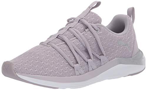 PUMA Women's Prowl Alt Sneaker, Raindrops Silver, 8 M US