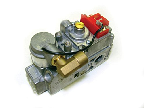 Hearth Products Controls Dexen 6003 Series Electronic Ignition Valve (350-D), 3V, Natural Gas