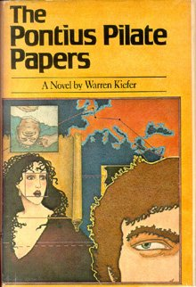 The Pontius Pilate Papers 0060123672 Book Cover