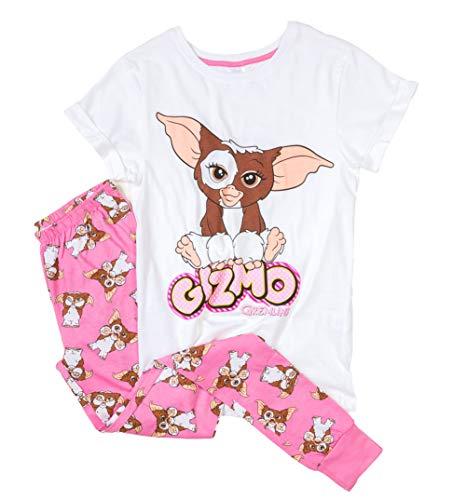TDP Textiles Womens Gizmo Gremlins Pyjamas