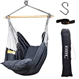 Bengum Hammock Chair Hanging Swing   Indoor and Outdoor Use   Large Swinging...