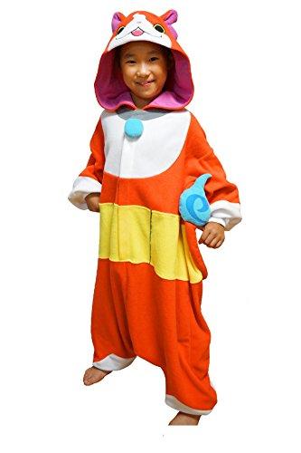 着ぐるみ 子供用 130cm フリース 妖怪ウォッチ 【 ジバニャン 】 ban009h