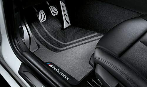 BMW Original M Performance Fußmatten LHD vorne für 3er F30/ F31