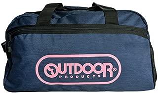 [アウトドアプロダクツ] OUTDOOR PRODUCTS ボストンバッグ レディース 修学旅行 デカロゴ トラベルバッグ 大型 OUT-171 メンズ キッズ 旅行 斜めがけ 大容量