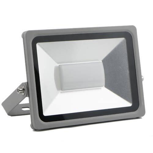 LED Strahler, LED Fluter, 50 Watt Warmweiss LED Flutlicht, 50W 4500 Lumen Ersetzt 500 Watt, 220-240V, LumenTEC
