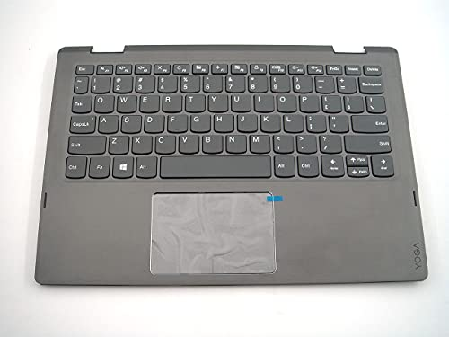 Piezas originales para Lenovo ideapad Yoga 330-11IGM Palmrest US Inglés Teclado 5CB0Q81407