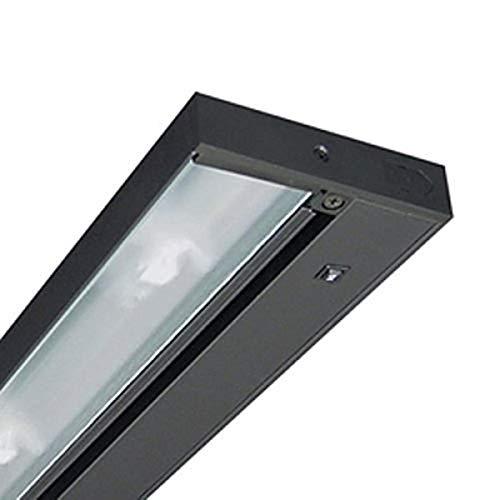 Juno Lighting Group UPX322-BL Xenon Under Cabinet Fixture, 60 Watts, 22 Inch, Black