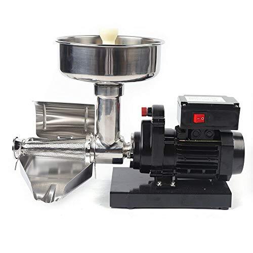 Prensa para tomates, prensa de tomates, exprimidor eléctrico, 450 W, 220 V,...