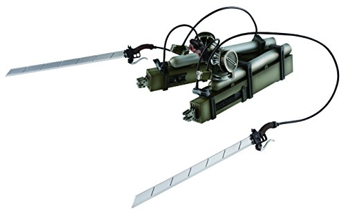 Master Stars Piece 3D Vertical Maneuvring Equipment (Attack on Titan)