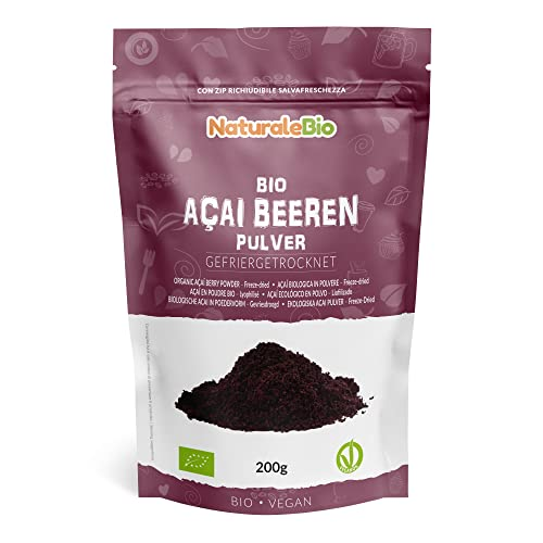 NaturaleBio -  Açaí Beeren Pulver