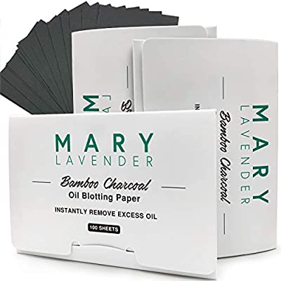 Marylavender Bamboo Charcoal Oil