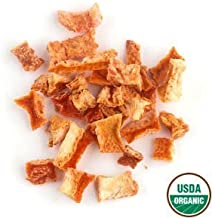 Organic Orange Peel - Dried Orange Peel - Small Cut from California (4 oz)