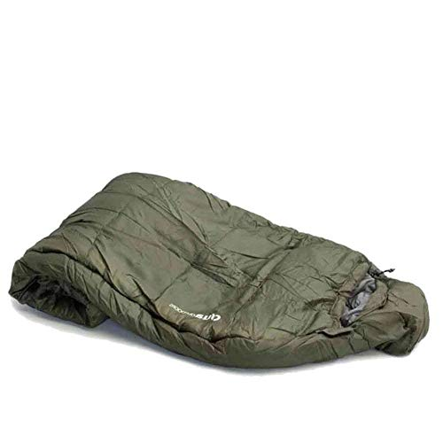 Crua sacco nanna 3stagioni–nominale per -5°C (-5°C) campeggio esterna | Fits con Crua ibrido | leggero portatile sacco a pelo a compressione inclusi