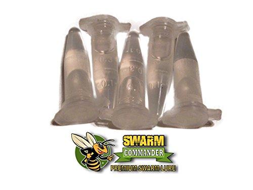 Blythewood Bee Company Swarm Commander Swarm Lure Vials 5 Vials