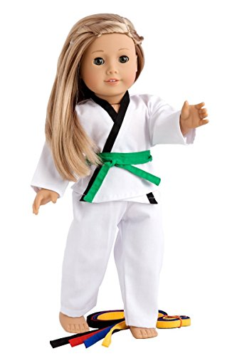 White Karate / Tae Kwon Do Outfit I…